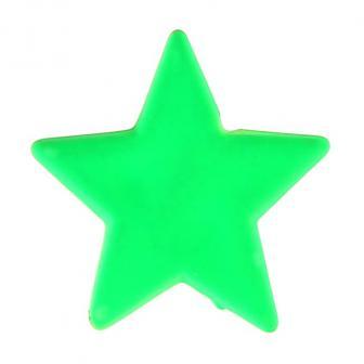 "Streuteile ""Einfarbige Sterne"" 12er Pack-grün"