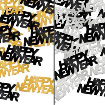 """Konfetti """"Auf ein Frohes neues Jahr"""" 14 g"""