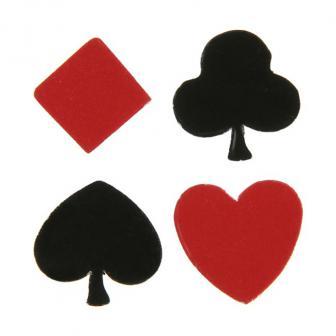 """Konfetti """"Poker-Night"""" 50-tlg."""