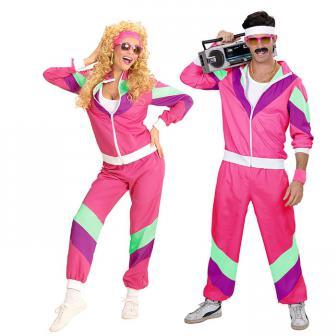 """Kostüm """"80ies"""" 2-tlg."""