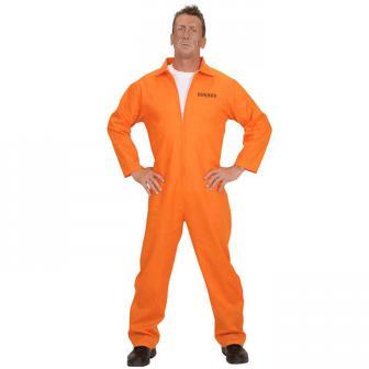 """Kostüm """"Amerikanischer Häftling"""""""