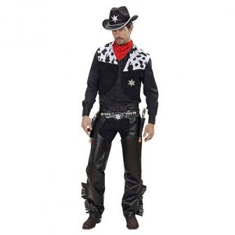 "Kostüm ""Cowboy Sheriff"" 4-tlg."