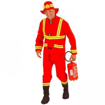 """Kostüm """"Feuerwehrmann"""" 5-tlg."""
