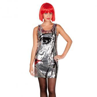 "Kostüm High Fashion ""Discokönigin"""