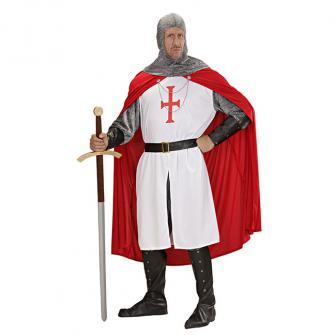 """Kostüm """"Kreuzritter"""" 9-tlg."""