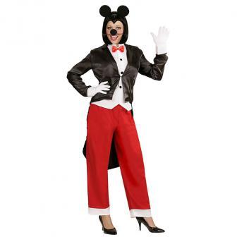 """Kostüm """"Miss Maus"""" 4-tlg."""