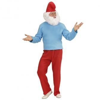 """Kostüm """"Papa-Zwerg"""" 3-tlg."""