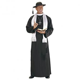 "Kostüm ""Priester"" 2-tlg."