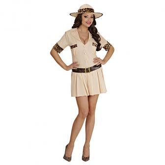 "Kostüm ""Safari Girl"" 3-tlg."
