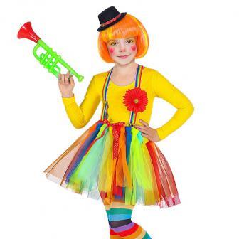 """Kostüm-Set """"Bunter kleiner Clown"""" 5-tlg."""