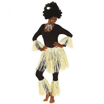 "Kostüm-Set ""Zulu"" 5 tlg"
