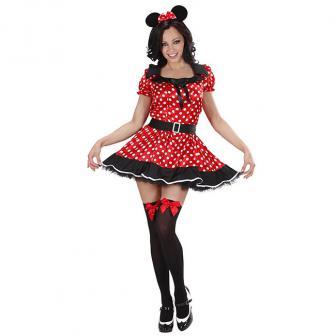 """Kostüm """"Süße Maus"""" 2-tlg."""