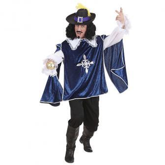 "Kostüm ""Tapferer Musketier"" 2-tlg."