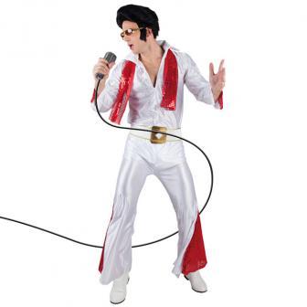 "Kostüm ""King of rock"" 4-tlg."