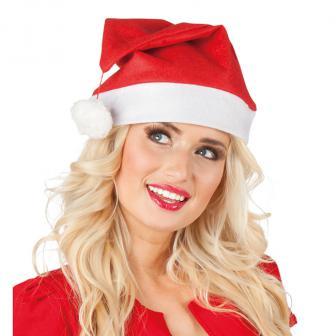 Kuschelweiche Weihnachtsmütze