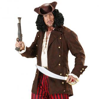 "Langes Jacket ""Piraten-Kapitän"""
