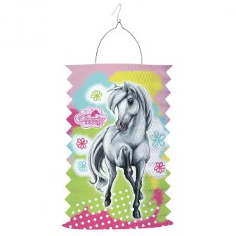 "Laterne ""Charming Horses"" 28 cm"