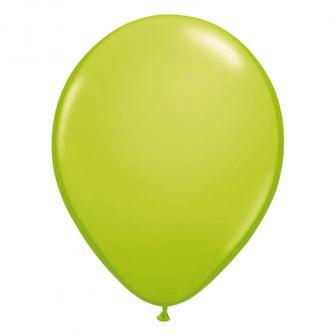 Luftballons-10er Pack-apfelgrün