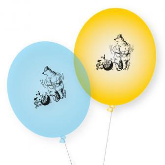 Luftballons Dr. Brumm 8er Pack