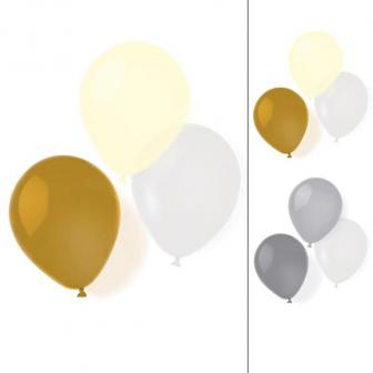 """Luftballons """"Glamorous"""" 8er Pack"""