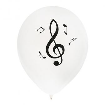 "Luftballons ""Ohrwurm"" 8er Pack"