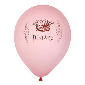 "Luftballons ""Pretty Princess"" 8er Pack"