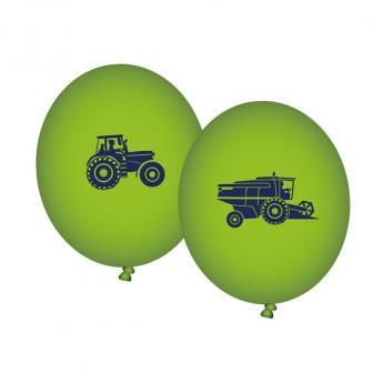 """Luftballons """"Auf dem Bauernhof"""" 8er Pack"""