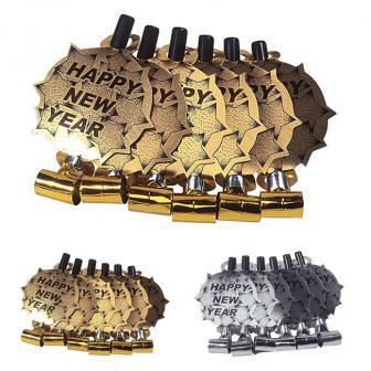 Luftrüssel Happy New Year 6er Pack
