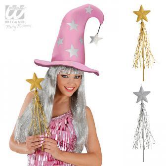 """Magischer Zauberstab """"Glitzernder Stern"""""""