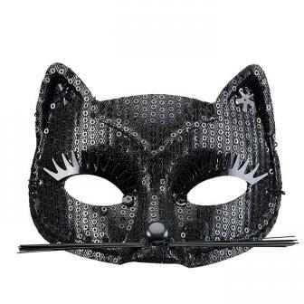 "Maske ""Sexy Cat"""