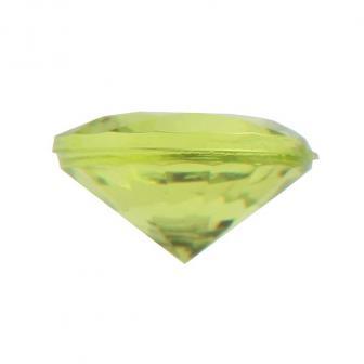 Mini Deko-Diamanten 50er Pack-grün