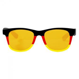 Deutschland-Sonnenbrille 14 cm