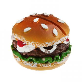 """Namensschildhalter """"Hamburger"""" 2er Pack"""