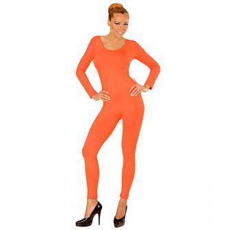 Oranger Ganzkörper-Body