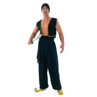 """Orientalisches Kostüm """"Sultan"""" 4-tlg."""