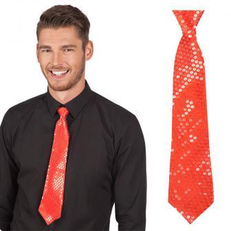 """Pailletten-Krawatte """"Showstar"""""""