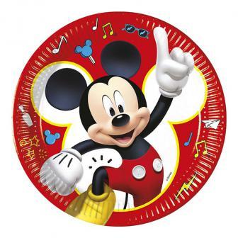 Pappteller Micky Maus & Friends 8er Pack