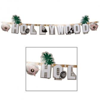 "Party-Girlande ""Hollywood"" 135 cm"