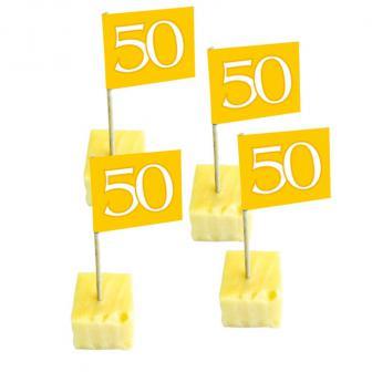"Party-Picker ""50. Jubiläum"" 50er Pack"