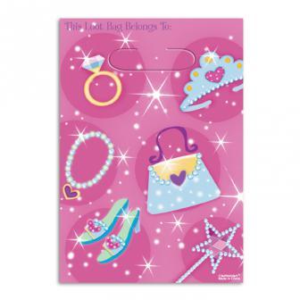 "Party-Tütchen ""Princess"" 8er Pack"