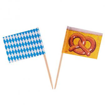 "Party-Picker ""Bayerisches Oktoberfest"" 50-tlg."