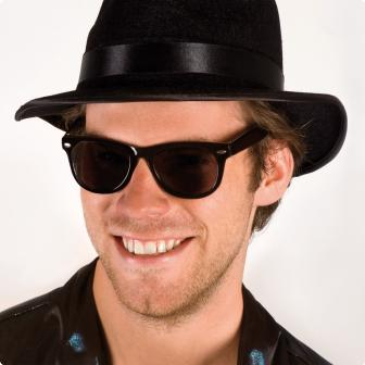 Sonnenbrille Blues Brother