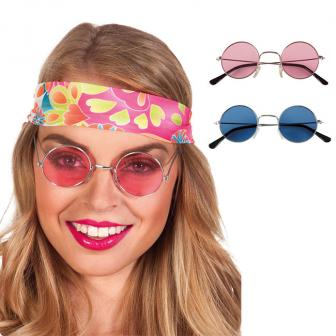 "Partybrille ""Hippie-Style"""