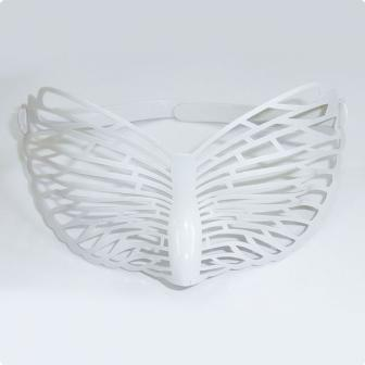 Partybrille Schmetterling 17 cm