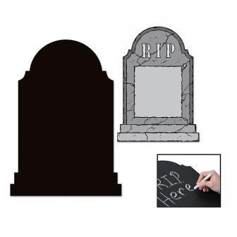 "Personalisierbare Raumdeko ""RIP"" 53 x 35 cm"