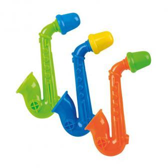 """Pfeife """"Saxophon"""" 3er Pack"""
