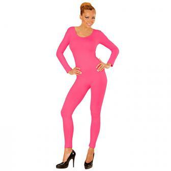 Pinker Ganzkörper-Body
