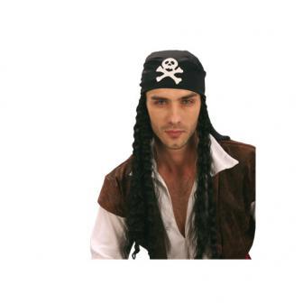 Piraten Perücke Gefährlicher Pirat