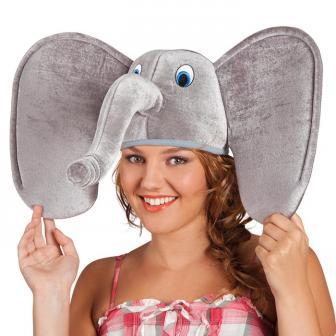 """Plüsch-Mütze """"Elefant"""""""