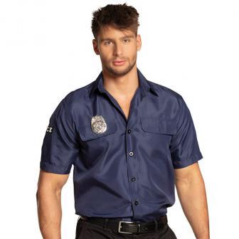 Polizei-Hemd inkl. Polizeimarke